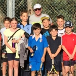 Tennis Coaching Clinics over the Christmas Holidays
