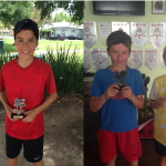 Some of our EDTA tournament winners