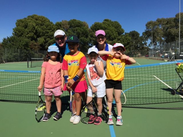 Holiday Trial Tennis Coaching at Athelstone Tennis Club