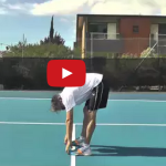 Warm up drill for Tennis by John Pavia Physiotherapy
