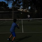 Drive Volley Drill- from the Parent help series