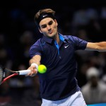 Roger Federer's forehand- when to use which forehand