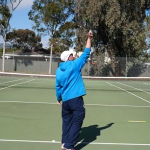 change tennis serve grip forehand to continental